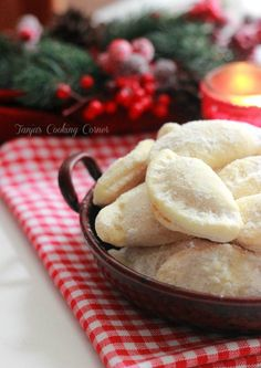 Tanjas Cooking Corner: Christmassy Jam Handpies