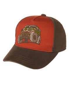 Crocodile Jeep Baseball Cap