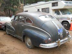 1948 Pontiac Silver Streak 4 Puerta 8 Cilindros, Usado clásico Pontiac