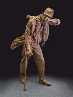 "Saatchi Online Artist: Steve Caplin; Mixed Media, 2011, Sculpture ""wind"""