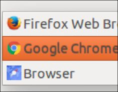 Not too thrilled with Firefox as your default Web browser in Ubuntu Linux? Here's the quick and easy way to change it to Google Chrome or anything else...