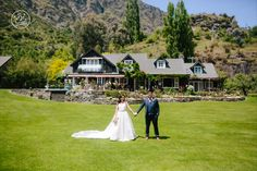 Trelawn Place, a beautiful wedding venue at Queenstown. By Dan Childs at 222 Photographic Studios, Queenstown, New Zealand.  #nzweddingphotography  #queenstownwedding