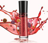I'm loving the newest lip glosses, especially the Rock 'n' Red!