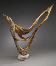 Корнепластика. Скульптор J Christopher White | Краснодеревщик