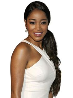 Keke Palmer's side pony is definitely WINNING.