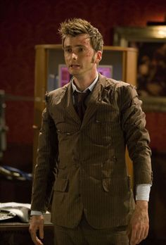 "Doctor Who ""The End of Time"" So much pain and sadness, David Tennant did brilliantly in his last episode. Doctor Who 10, 10th Doctor, Good Doctor, David Tennant, Geronimo, Serie Doctor, John Simm, John Barrowman, Catherine Tate"