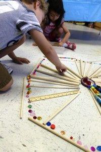 "Constructing a Ferris Wheel ("",)"