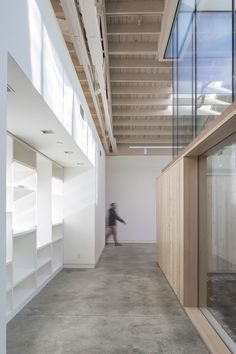 Bowstring Truss House by Works Partnership Architecture (15)