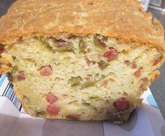 Cake jambon olives par Cecilou_38 - recette de la catégorie Entrées