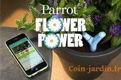 Ce petit objet qui n'a l'air de rien est une innovation des #jardins connecté. 🌳🌳🌳  #flowerpower #parrot #innovation #jardin #CJ .    Vous aimez ou connaissez ce capteur pour plante connecté flower power de parrot?  Parlons-en !    🤗 Likez 💖 partagez 🤗