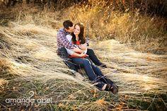 Outdoor Engagements | Utah Wedding Photographer | Amanda Abel Photography | www.amandaabelphoto.com #engagementphotography