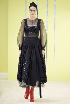 Marc Jacobs Resort 2016 Fashion Show - Sarah Brannon