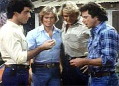 """The Dukes of Hazzard  """"like the changing of the guard"""" welcome back Bo 'n' Luke"""