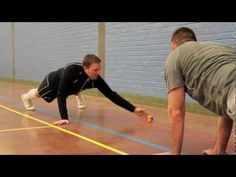 FOOTBALL WORKOUT - CORE TRAINING WORKOUT made fun - YouTube  I love this game