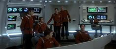Star Trek IV The Voyage Home Enterprise bridge - Bing Images