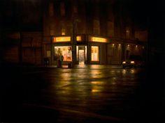 Dan Witz ~ night paintings