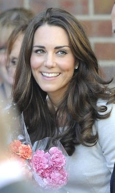 Kate Middleton- she marries into one of the most high profile family's in the world and still holds her own.