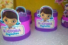 Resultado de imagen para decoracion de fiesta infantil de doctora juguetes