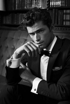where is my gentleman?