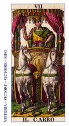 The Chariot - tarot card (il carro, 'Vittoria') The Chariot Tarot, Epic Of Gilgamesh, Tarot Major Arcana, Personalized Books, Day Book, Tarot Reading, Tarot Cards, The Magicians, I Card