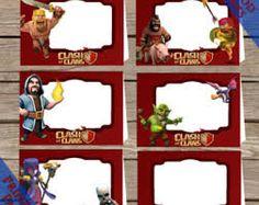 15 Ideas De Clas Of Clan Clash Of Clans Clash Royale Choque De Clanes