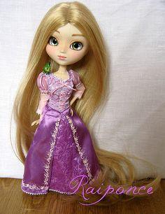 Rapunzel Pullip doll cute I WON'T HER!!!!!!!!!!!!!!!!!!!!!!!!!!!!!!!!!!'