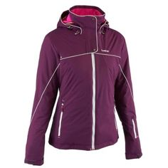 SKI SNOWBOARD LUGE Vêtements - VESTE SKI FEMME SLIDE 300 WED ZE - Sports  Veste 4384b7d9206
