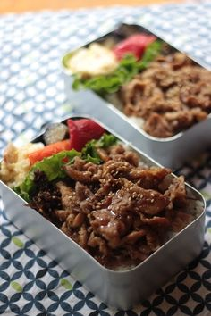 Tasteful Healthy Lunch Ideas with High Nutrition for Beloved Family - Healthy food time Japanese Bento Lunch Box, Japanese Food Sushi, Pinoy Breakfast, Cute Food, Yummy Food, Different Recipes, Healthy Recipes, Healthy Meals, Healthy Food