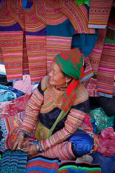 Sapa - Bac Ha Market - Vietnam