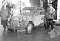 2CV Monte-Carlo – 1954   Le site référence sur la 2CV - 2cv-legende.com