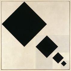 Titre de l'image : Theo van Doesburg - Composition Arithmétique