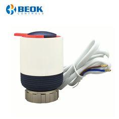 Actuator termic BeOk RZ-BV230-NC Normal inchis folosit pentru instalarea pe bornele termale de distributie ( incalzire in pardoseala sau supape termostatice). Ultra Hd 4k