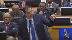 Watch DA's Maynier Roast Zwane While Steenhuisen Takes on the Speaker! - SAPeople - Your Worldwide South African Community South African News, Constitution, Rage, Finance, Politics, This Or That Questions, Watch, Clock, Bill Of Rights