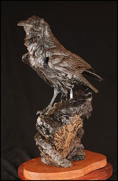 'Art Walk' Bronze Sculpture by Ken Rowe of Rowe Gallery.  The other lottery win bronze I'm going to have one day.