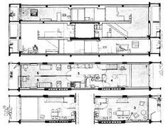 Edificio de apartamentos Le Corbusier