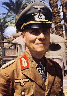 WWII German general Erwin Rommel refused to comply with Hitler's order to execute Jewish POWs. Being against the politics, Erwin Rommel was serving for Hitler until he was promoted to Panzer Unit Commander.