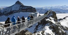 Glacier 3000 - Suiza