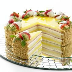 Lady Finger Cake Recipes Food Network