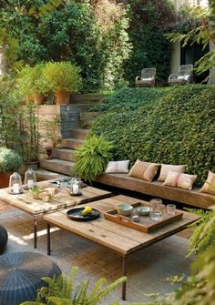 outdoor spaces / outdoor lounge / garden goals / garden party / backyard inspo / garden inspo / #blocstudio