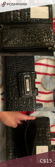 Kennet Cole Large wallet Plenty of card slots Wristlet Middle coin purse Kenneth Cole Reaction Bags Wallets Large Wallet, Chanel Boy Bag, Wallets, Coin Purse, Middle, Shop My, Shoulder Bag, Purses, Cards