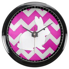 Hot Pink Zig Zag Chevron With White Bunny Aqua Clock We provide you all shopping site and all informations in our go to store link. You will see low prices onDealsReview from Associated Store with this Deal...