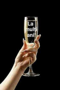 Champagne, Mugs, Anul Nou, Jenni, Happy Birthday, Hands, Happy Brithday, Tumblers, Urari La Multi Ani