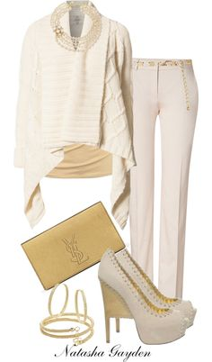 """Gold"" by natasha-gayden ❤ liked on Polyvore"