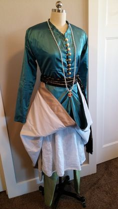 See Jane Sew: Women's Clothing in 16th Century Turkey / Ottoman Empire