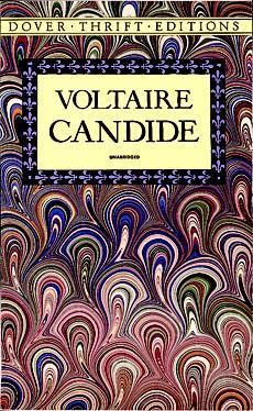 "Candide - Voltaire    ""Fools have a habit of believing that everything written by a famous author is admirable. For my part I read only to please myself and like only what suits my taste."""