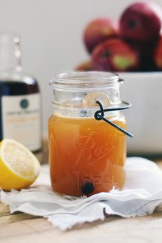 Apple Cider Cardamon with Chicory Root Vodka