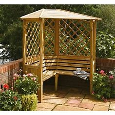 How To Build An Arbor Bench Arbors Bench And Learning
