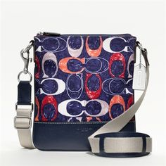 Coach Legacy Heritage Signature C Swingpack Discount Coach Bags, Cheap Coach Bags, Coach Handbags Outlet, Purses And Handbags, Coach Outlet, Leather Handbags, Crossbody Messenger Bag, Satchel, The Lone Ranger