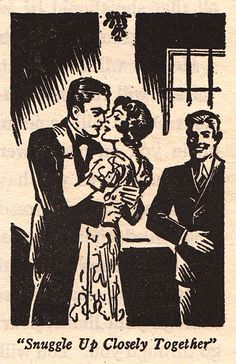 The Art of Kissing: A 1936 Guide for Lovers | Brain Pickings