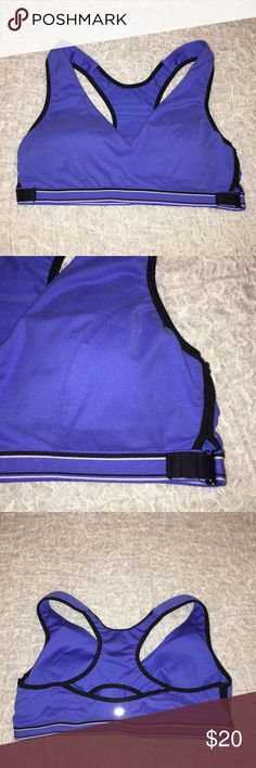 Bally Sports Bra with Padding Worn, but good condition.  Great support, comes with padding  Size L - 36C/38B Bally Intimates & Sleepwear Bras